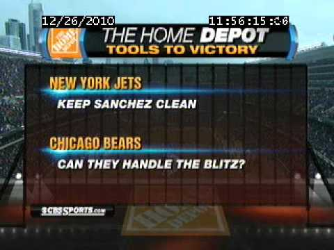 Home Depot Tools to the Game.wmv