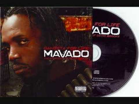Mavado  Touch Di Road + Lyrics