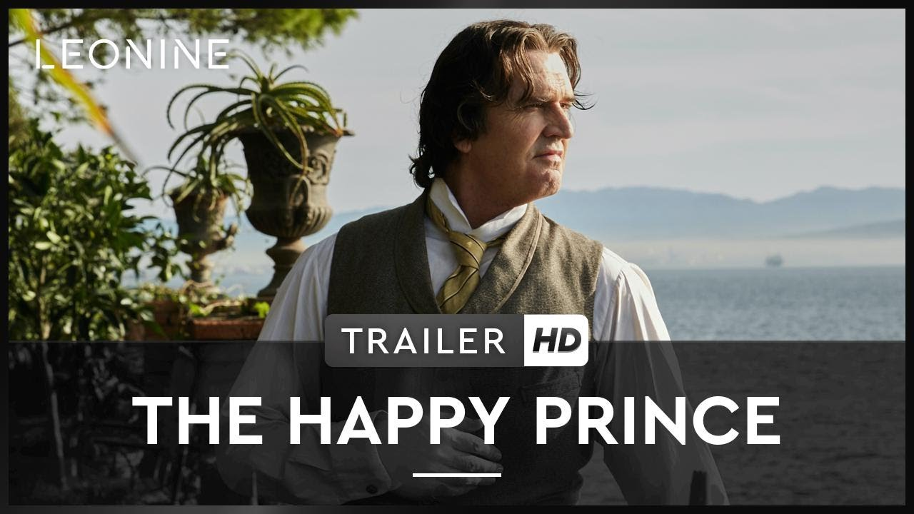 THE HAPPY PRINCE | Trailer | HD | Offiziell |