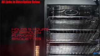 Bradley Smoker BTDS76P Bradley Digital 4-Rack Smoker Review