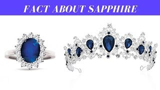 Fact About Sapphire