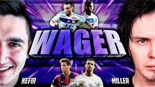 FIFA 16 | KEFIR VS GENA MILLER | WAGER MATCH