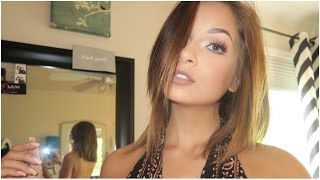 Light Summer GLAM Makeup Tutorial