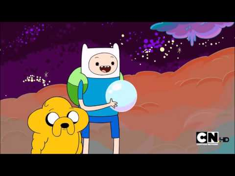Trouble in Lumpy Space - Adventure Time Best Moments