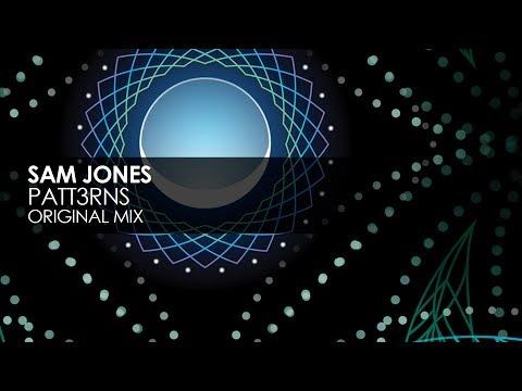 Sam Jones - Patt3rns