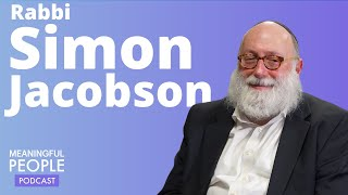 The Story of Rabbi Simon Jacobson | Meaningful People #40