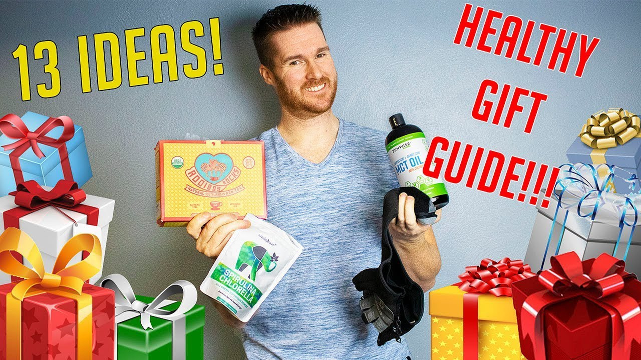 HEALTH\FITNESS GIFT GUIDE - BEST GIFTS FOR 2018 (HIM OR HER!)