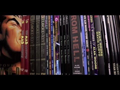 Our Comics Collection - Shelf Two