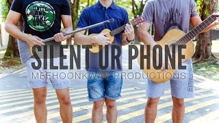 NTU MSA Merdeka Night 2015 Silent Ur Phone - NOD NOD 低低頭 by Meehoonkway Productions