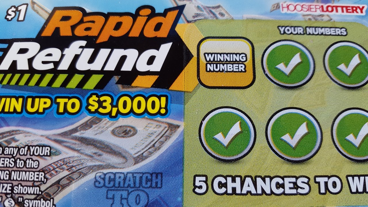 Free Birthday Lottery ~ Happy birthday to shelly video rapid refund indiana lottery scratch ticket youtube