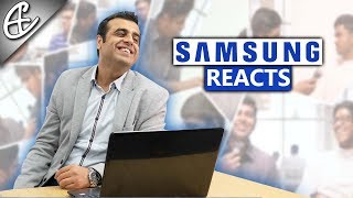 GALAXY M - Samsung Reacts to Millennials!