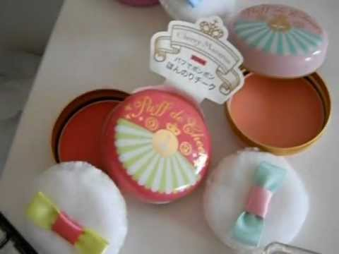 productos de maquillaje japones
