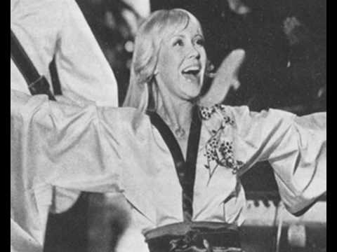 "ABBA AGNETHA ☄  -  ""MAY BE IT WAS MAGIC"" ☄"