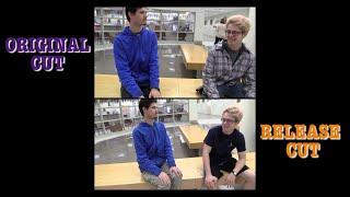 Lost Time: Original vs. Release Cut - Comparison Video [School Project]