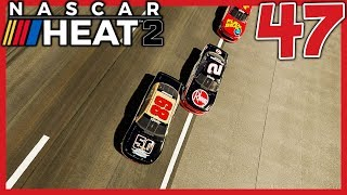 YOU'RE ON THE LIST KENNEDY! |6/33| NASCAR Heat 2 Career Mode S3. Episode 47