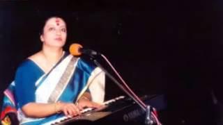 Rabindra Sangeet Dibasa Rajani Ami Jeno  Swagatalaxmi Dasgupta