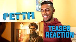 Petta Teaser Reaction & Review | Rajinikanth | PESH Entertainment