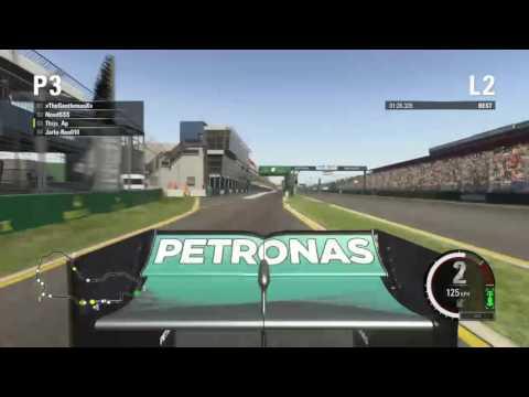 F1 2015 Super Cup Australië
