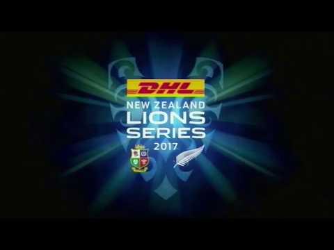All Blacks v British Irish Lions - DHL Match ball delivery