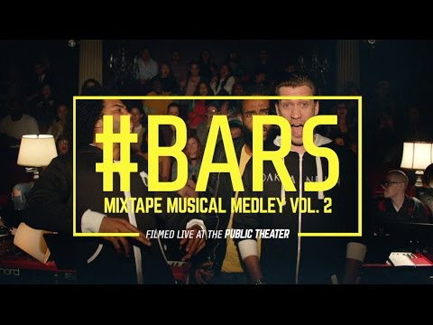 The #BARS MEDLEY VOL 2 | Filmed live at the Public Theater, NY