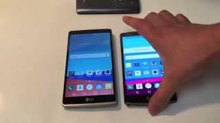 LG G4 vs LG G Stylo Metro pcs Review Comparison