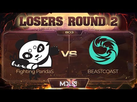 Fighting PandaS vs Beastcoast vod