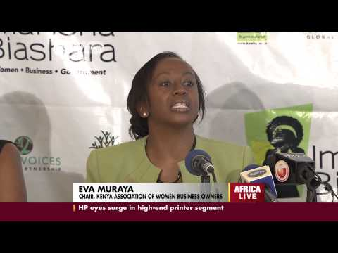 Affrimative action called for on female owned businesses