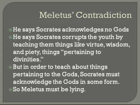 an analysis of the apology of socrates by plato The apology by plato i do not know, men of athens, how my socrates, a wise m an, a student of all th ings in the sky and below the earth, who makes the worse.