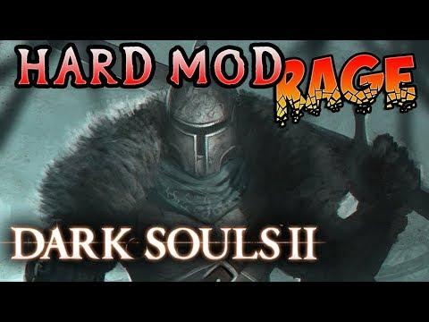 MORE ENEMIES MORE DEATHS! Dark Souls 2 Second Sin Hard Mod (#1)