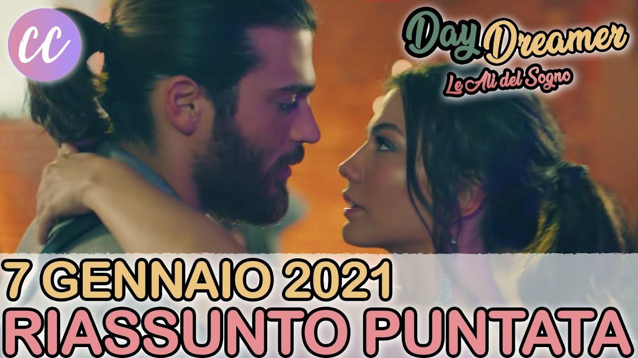 Daydreamer Le Ali Del Sogno: 7 Gennaio 2021 - Sanem tra Can e Yigit -  YouTube