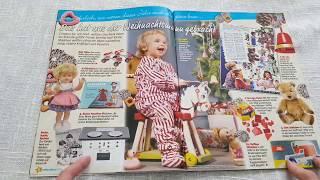 Ч. 1Журнал до різдва з ретро фото: мода, іграшки, діточки.