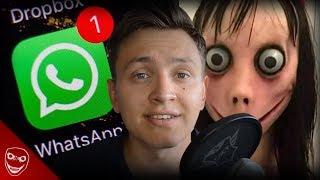 Die Momo Challenge auf WhatsApp! - Macht niemals mit!