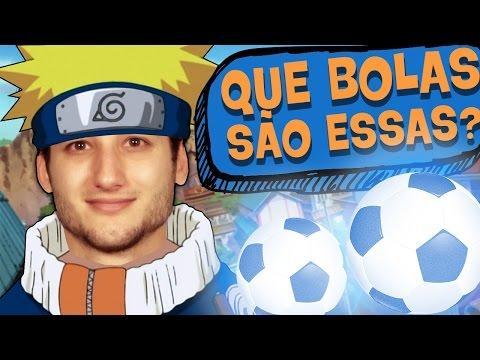 QUE BOLAS SÃO ESSAS? | BOCK NARUTO - Making Of #12