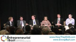 Broadcast Employee Mistakes -- Allscripts CEO Glen Tullman at NY Entrepreneurial Bash
