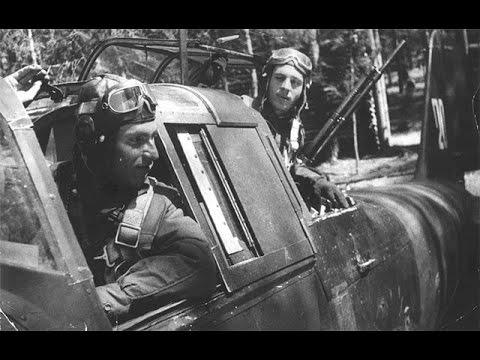 Как советские летчики