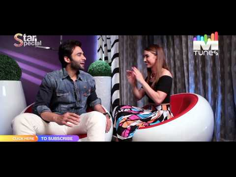 "Jackky Bhagnani & Lauren Gottlieb talk about ""Welcome 2 Karachi"" only on MTunes HD"