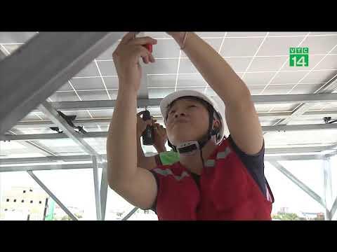 VTC14 | Điện năng lượng mặt trời: Vừa dùng vừa bán