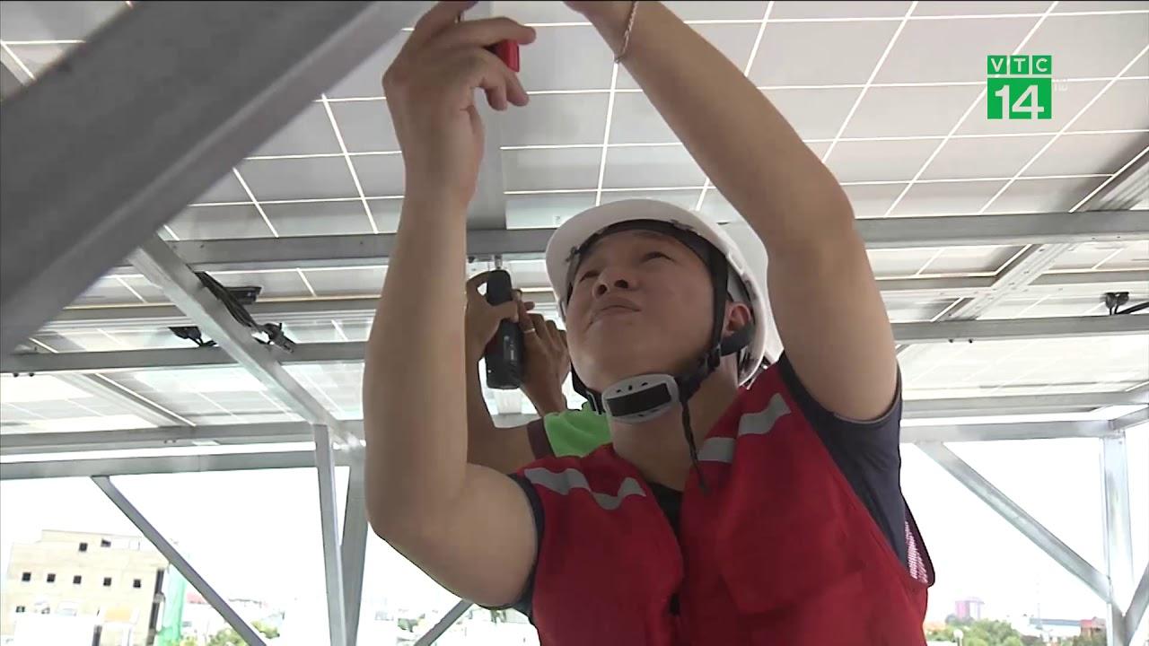 VTC14   Điện năng lượng mặt trời: Vừa dùng vừa bán