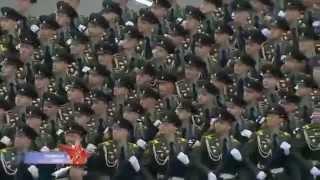Российский марш на день победы под эпичную музыку
