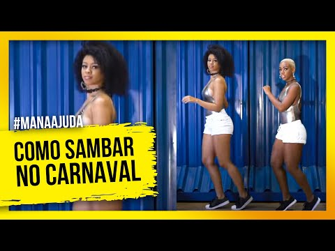 AULA DE SAMBA NO PÉ INICIANTE - COMO DANÇAR SAMBA NO PÉ - COMO SAMBAR from YouTube · Duration:  9 minutes 27 seconds