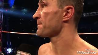 WLADIMIR KLITSCHKO POST FIGHT INTERVIEW AFTER LOSS vs ANTHONY JOSHUA 29/04/2017