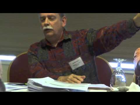Lake Roosevelt Forum panel discussion April 21, 2015