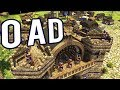 FREE RTS! HISTORICAL RTS! INDIAN SUPER CIVILIZATION! - 0 AD MULTIPLAYER GAMEPLAY LETS PLAY
