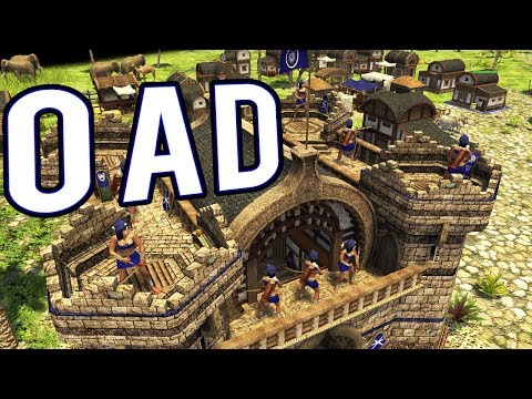 FREE RTS! HISTORICAL RTS! INDIAN SUPER CIVILIZATION! - 0 AD MULTIPLAYER GAMEPLAY LETS PLAY - 동영상