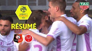 Stade Rennais FC - Stade de Reims ( 0-2 ) - Résumé - (SRFC - REIMS) / 2018-19