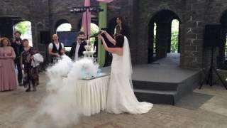 Пирамида шампанского / горка шампанского | Ваш ведущий и свадебный организатор Гарик Шаповалов |