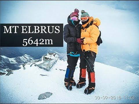 CLIMBING THE ROOFTOP OF EUROPE | ELBRUS NORTH ROUTE | SEVEN SUMMITS CHALLENGE