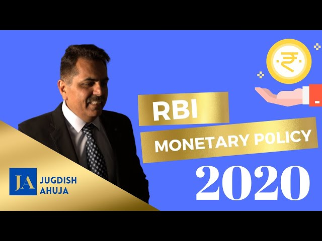 How does the RBI monetary policy 2020 affect you and the Economy ?