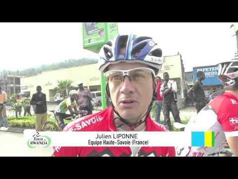 +TV5 PGM TOUR RWANDA 26mn SPORT - 2015