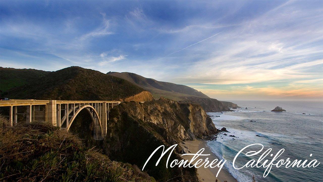 Jared And Ashley Wedding Film Monterey Beach House